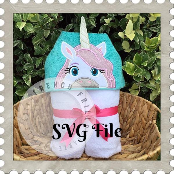 Unicorn SVG File