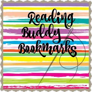 Reading Buddy Bookmarks